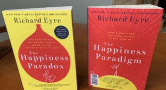 Book audit: 'The Happiness Paradox' urges perusers to give up control, grasp satisfaction