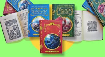 'Harry Potter' books presently have dyslexia-accommodating versions