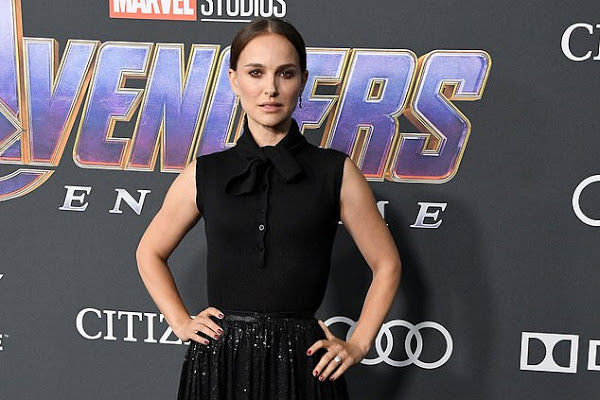 Natalie Portman at the Avengers: Endgame premiere: Is Dr. Jane Foster back?