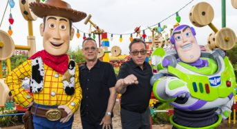 Toy Story 4 stars Tom Hanks and Tim Allen talk about their similitudes to Woody and Buzz