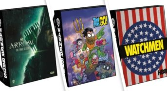 Warner Bros. Television Group Uncovers Comic-Con Bags