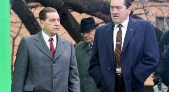 First look at Martin Scorsese's 'The Irishman,' horde movie with local ties