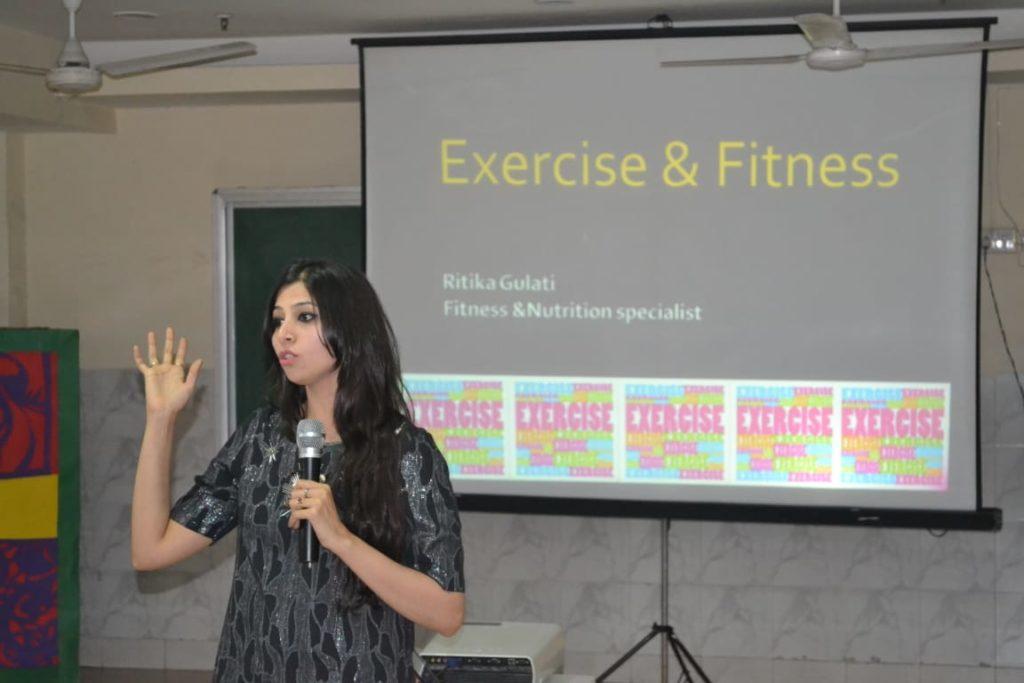 Ritika Gulati - Fitness Speaker